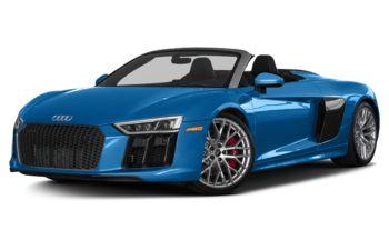 2018 Audi R8 - Ara Blue Crystal Effect