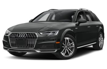 2018 Audi A4 allroad - Mythos Black Metallic