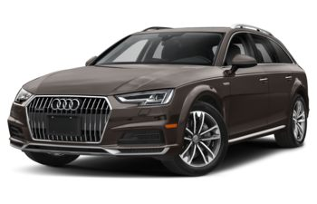 2018 Audi A4 allroad - Argus Brown Metallic