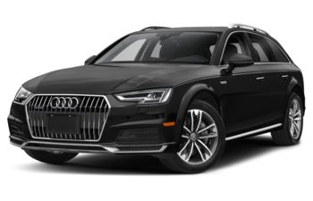 2018 Audi A4 allroad - Brilliant Black