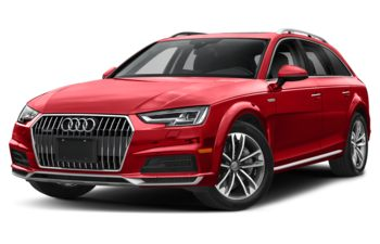 2018 Audi A4 allroad - Matador Red Metallic