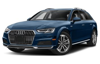 2018 Audi A4 allroad - Scuba Blue Metallic
