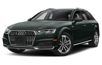 2018 Audi A4 allroad - Gotland Green Metallic