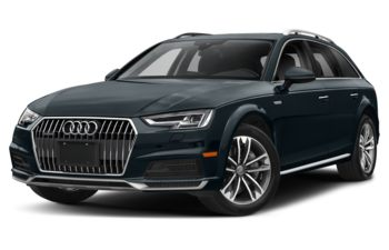 2018 Audi A4 allroad - Moonlight Blue Metallic