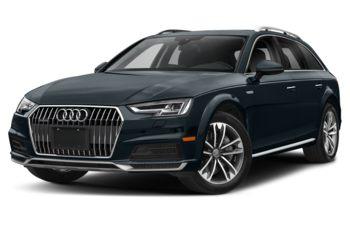 2017 Audi A4 allroad - Moonlight Blue Metallic