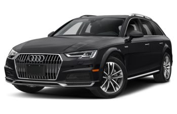 2018 Audi A4 allroad - Manhattan Grey Metallic
