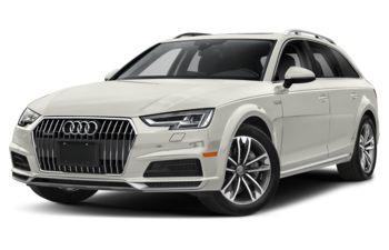 2018 Audi A4 allroad - Ibis White