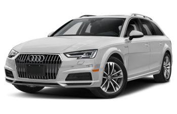 2018 Audi A4 allroad - Glacier White Metallic