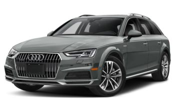2018 Audi A4 allroad - Monsoon Grey Metallic