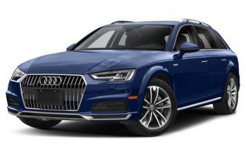2019 Audi A4 allroad - Navarra Blue Metallic