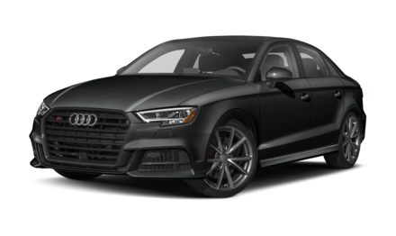 2018 Audi S3 2.0T Progressiv
