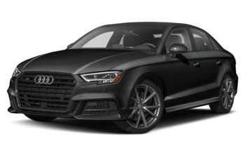 2019 Audi S3 - Mythos Black Metallic