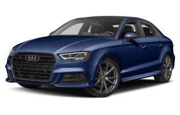 2018 Audi S3 - Navarra Blue Metallic