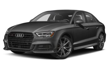 2018 Audi S3 - Mythos Black Metallic