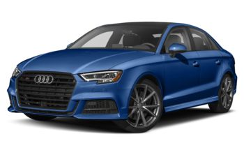 2019 Audi S3 - Ara Blue Crystal Effect