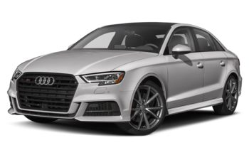 2018 Audi S3 - Panther Black Crystal Effect