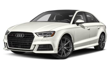 2018 Audi S3 - Ara Blue Crystal Effect