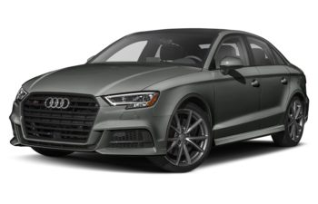 2020 Audi S3 - Daytona Grey Pearl Effect