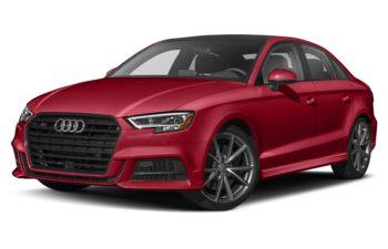 2019 Audi S3 - Glacier White Metallic