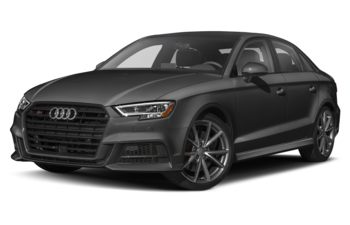 2018 Audi S3 - Daytona Grey Pearl Effect