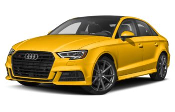 2018 Audi S3 - Vegas Yellow