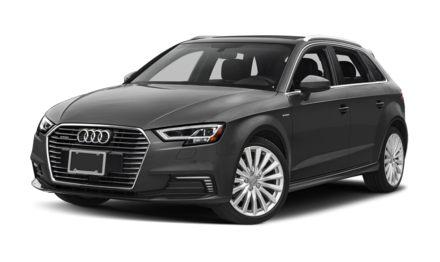 2018 Audi A3 e-tron 1.4T Progressiv