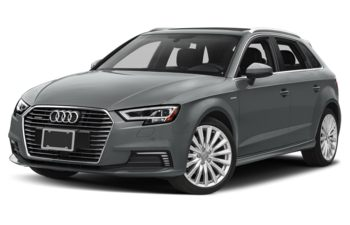 2018 Audi A3 e-tron - Monsoon Grey Metallic