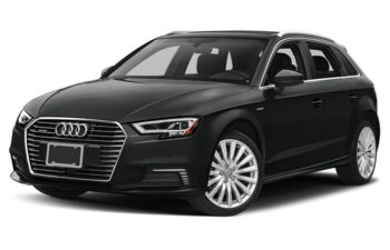 2018 Audi A3 e-tron - Mythos Black Metallic