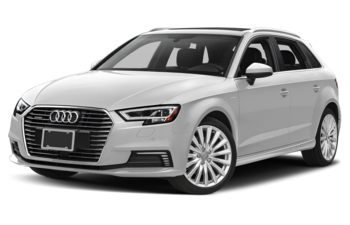 2018 Audi A3 e-tron - Glacier White Metallic