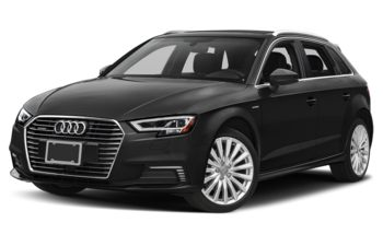 2018 Audi A3 e-tron - Brilliant Black