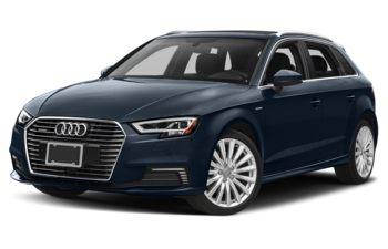 2018 Audi A3 e-tron - Cosmos Blue Metallic