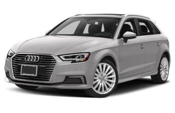 2018 Audi A3 e-tron - Florett Silver Metallic