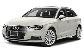 2018 Audi A3 e-tron - Ibis White