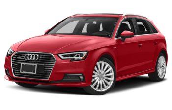 2018 Audi A3 e-tron - Tango Red Metallic