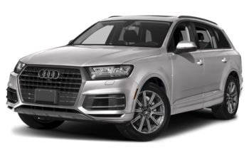 2018 Audi Q7 - Florett Silver Metallic