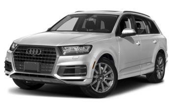 2018 Audi Q7 - Glacier White Metallic