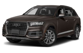 2019 Audi Q7 - Argus Brown Metallic