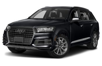2018 Audi Q7 - Orca Black Metallic
