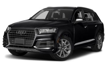2019 Audi Q7 - Night Black