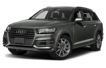 2018 Audi Q7 - Daytona Grey Metallic
