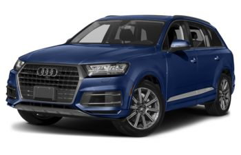2019 Audi Q7 - Navarra Blue Metallic