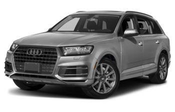 2018 Audi Q7 - Samurai Grey Metallic