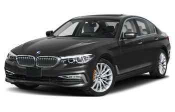 2019 BMW 530 - Dark Graphite Metallic
