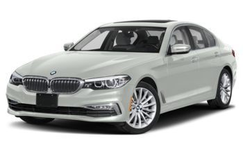 2019 BMW 530 - Alpine White Non-Metallic