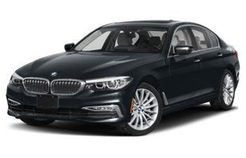 2019 BMW 530 - Carbon Black Metallic