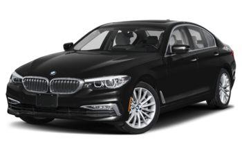 2019 BMW 530 - Black Sapphire Metallic