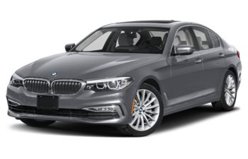 2020 BMW 530 - Bluestone Metallic