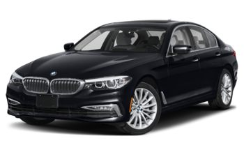 2019 BMW 530 - Azurite Black Metallic
