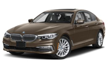 2019 BMW 530 - Champagne Quartz Metallic