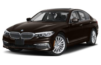 2019 BMW 530 - Almandine Brown Metallic